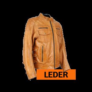 Motorradbekleidung Leder
