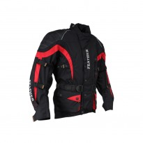 Tourenjacke Feather Two rot