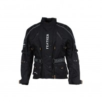 Tourenjacke Big Tour schwarz
