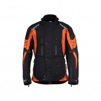 Tourenjacke Traveler orange