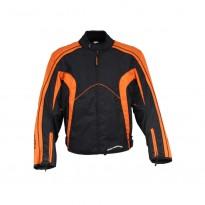 Jacke Racer orange